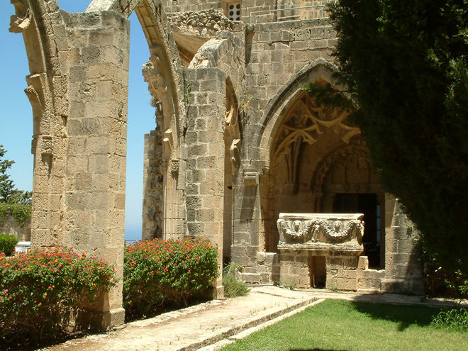 Bellapais Abbey, Kyrenia, North Cyprus