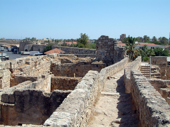Famagusta City Walls