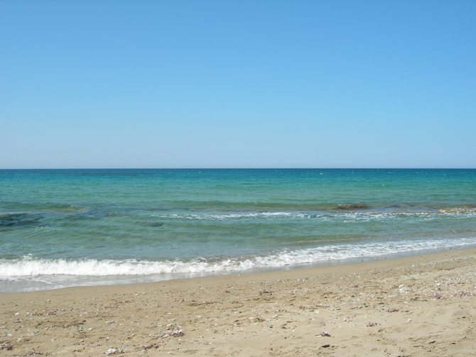 Glapsides Beach, Famagusta, North Cyprus