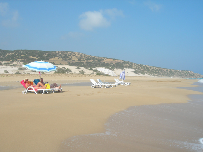 Karpaz Beach, North Cyprus
