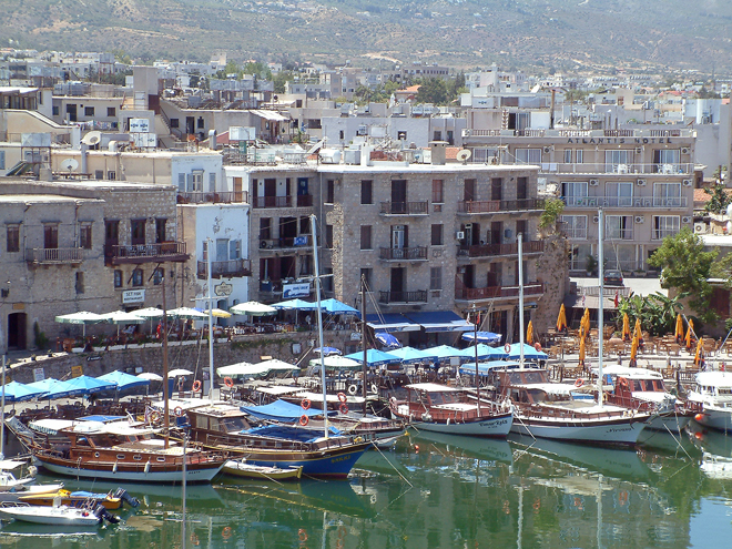 Kyrenia Harbour, Northern Cyprus