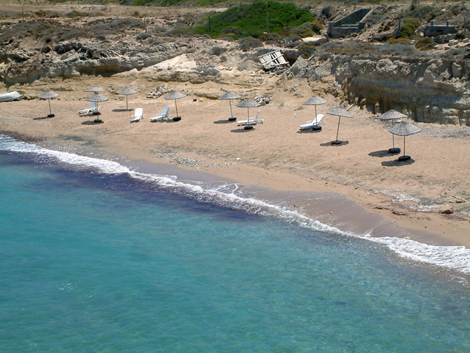 Beach, North Cyprus