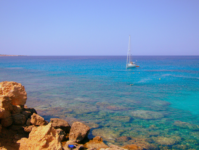 Yachting in North Cyprus